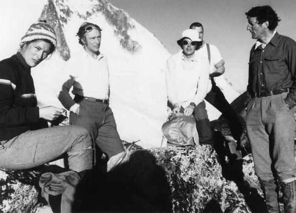 Gmoser & wife, Trudeau, P.Elliot