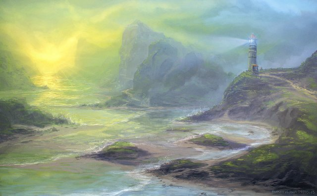 LightHouse - (M.Forrett)