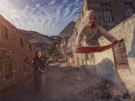 The flying carpet - Adrian Sommeling