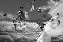 Best of extreme ski 2016